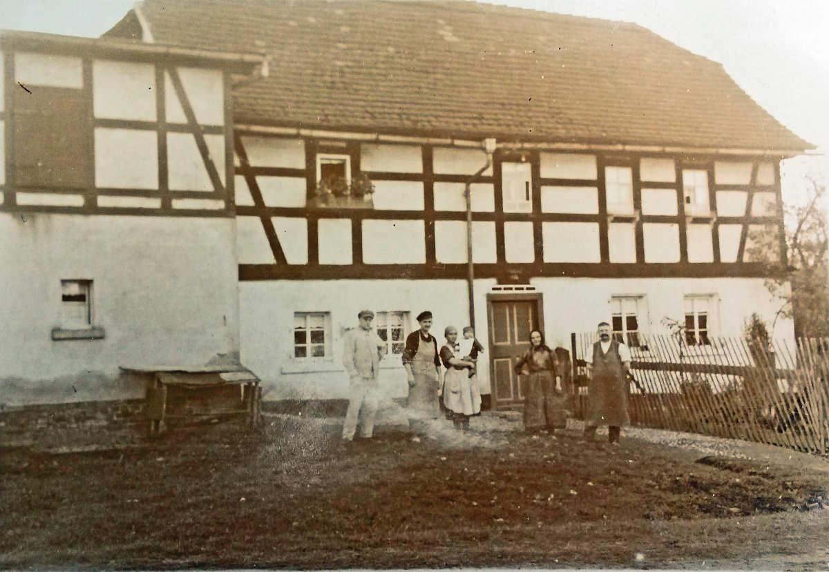 Geburtshaus von Wolfgang Liebold (1927)