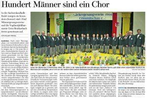 21.10.2011 – Hundert Männer sind ein Chor – Holger Frenzel