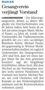 11.02.2012 – Gesangverein verjüngt Vorstand – umü
