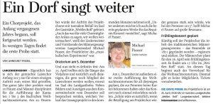12.04.2014 – Ein Dorf singt weiter – Annegret Riedel