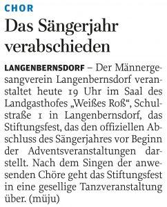 07.11.2015 – Das Sängerjahr verabschieden – müju