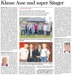 28.01.2016 – Klasse Asse und super Sänger – Annegret Riedel