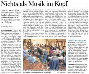 19.06.2017 – Nichts als Musik im Kopf – Cornelia Kunze